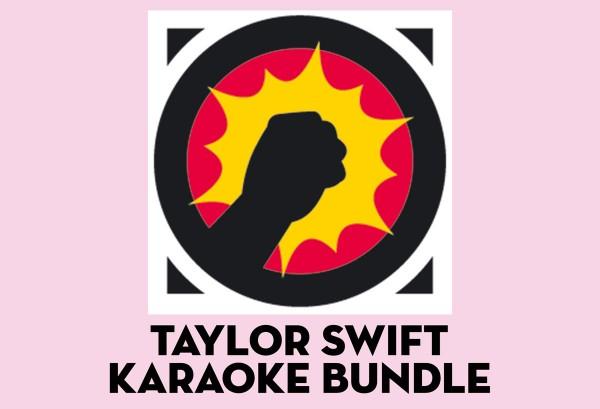 BIG HITS KARAOKE - Taylor Swift Karaoke Bundle - Download